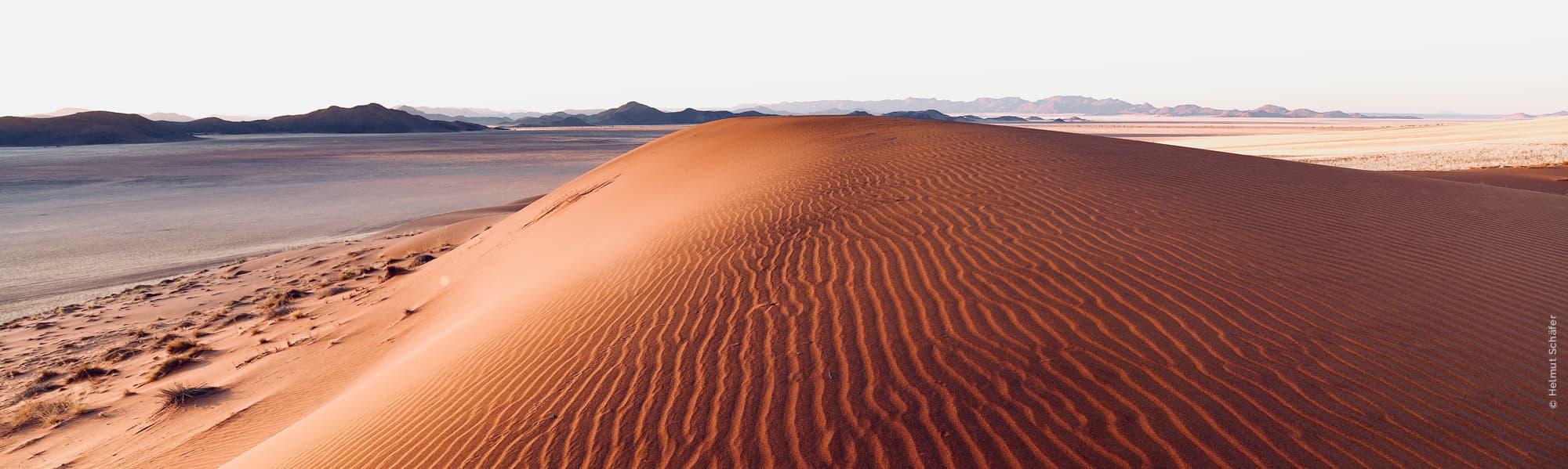 Wüste in Afrika