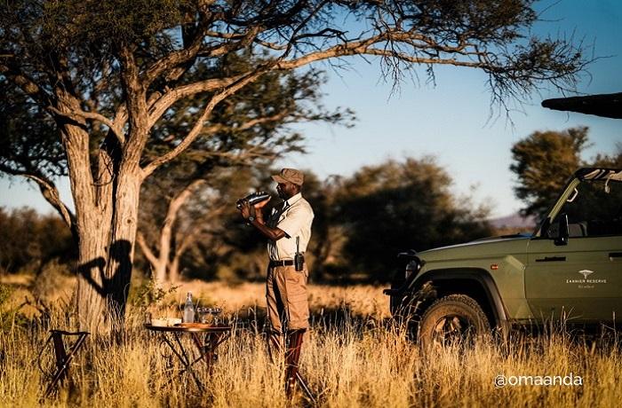 Zannier Hotels Omaanda Lodge Safari