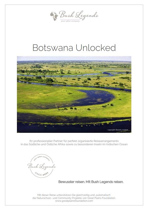 Botswana Unlocked