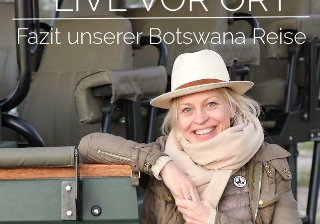 Bush Legends in Botswana unterwegs